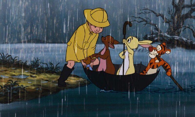Дождь разбавит теплую погоду в Тверской области