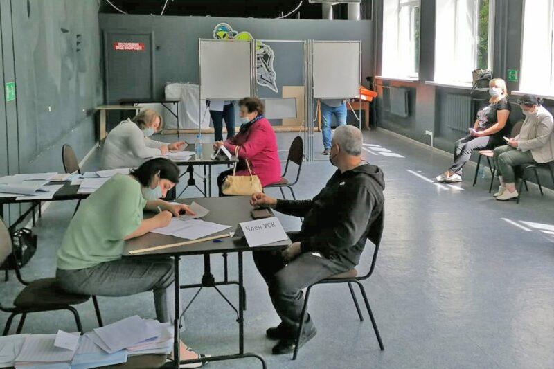 В Конаковском районе работает 11 участков для голосования