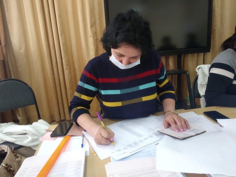 В Удомле открыт избирательный участок