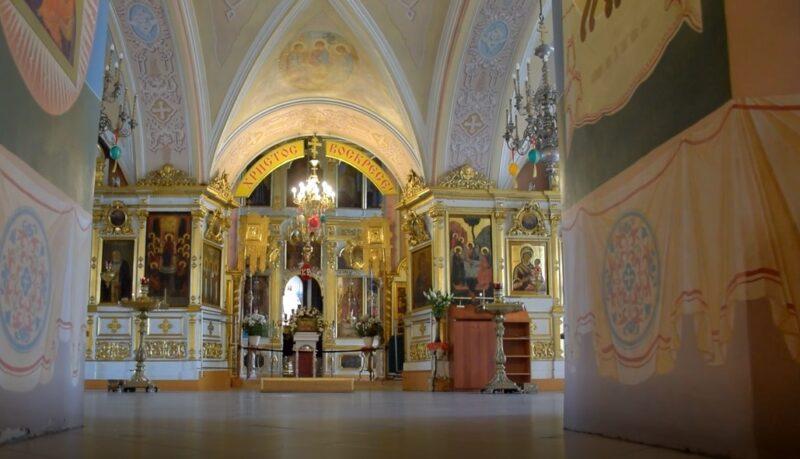 Ключи Твери: знакомство с историей храма Белая Троица