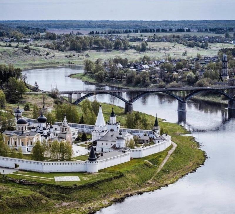Старица и Берново вошли в список самых красивых мест для жизни в России