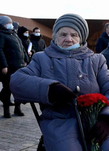 В Тверской области скончалась ветеран войны Лариса Молчанова