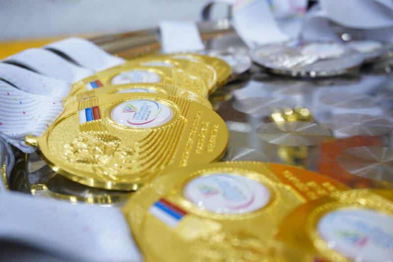 Тверские дзюдоисты завоевали 4 медали на Спартакиаде