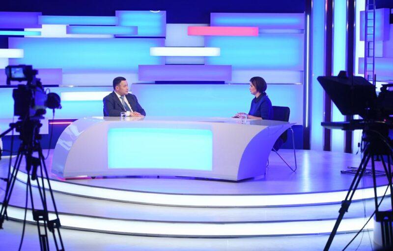 В Тверской области начали строительство новых газопроводов