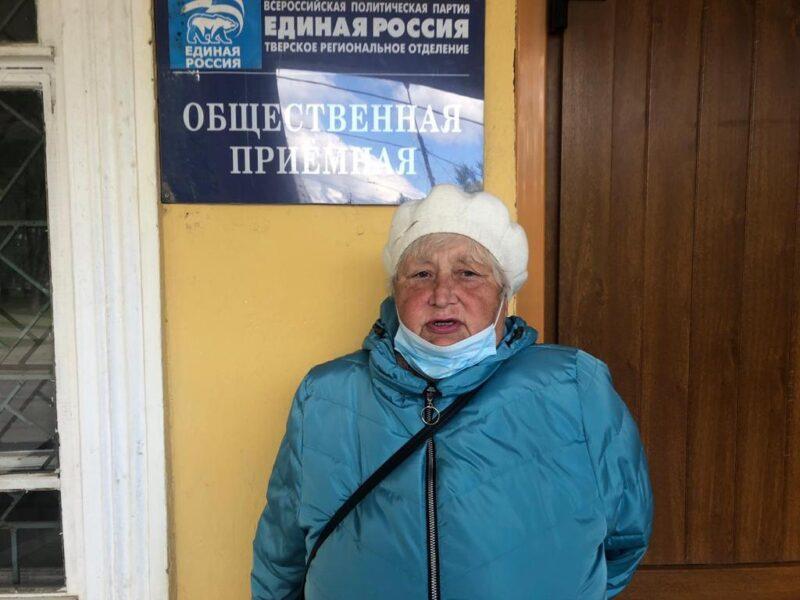 """Татьяна Арсеньева: """"я человек с активной жизненной позицией, выбираю своего кандидата"""""""
