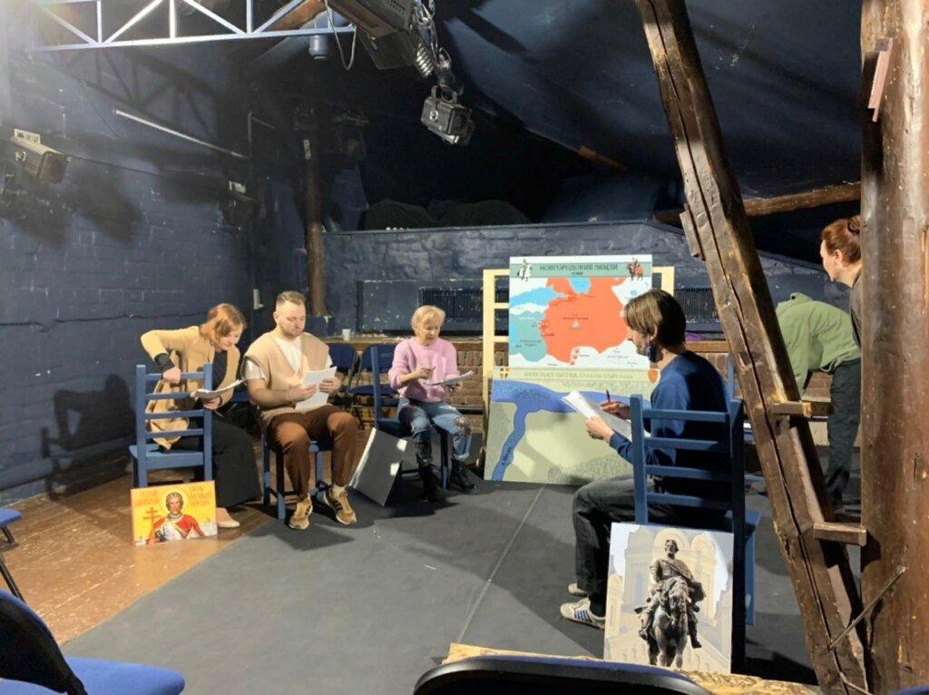 В Тверском ТЮЗе состоится премьера новой читки