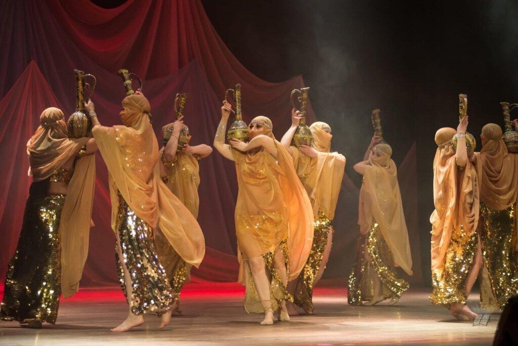 В Тверь возвращается танцевальный шоу-фестиваль восточного танца «Магия Востока»