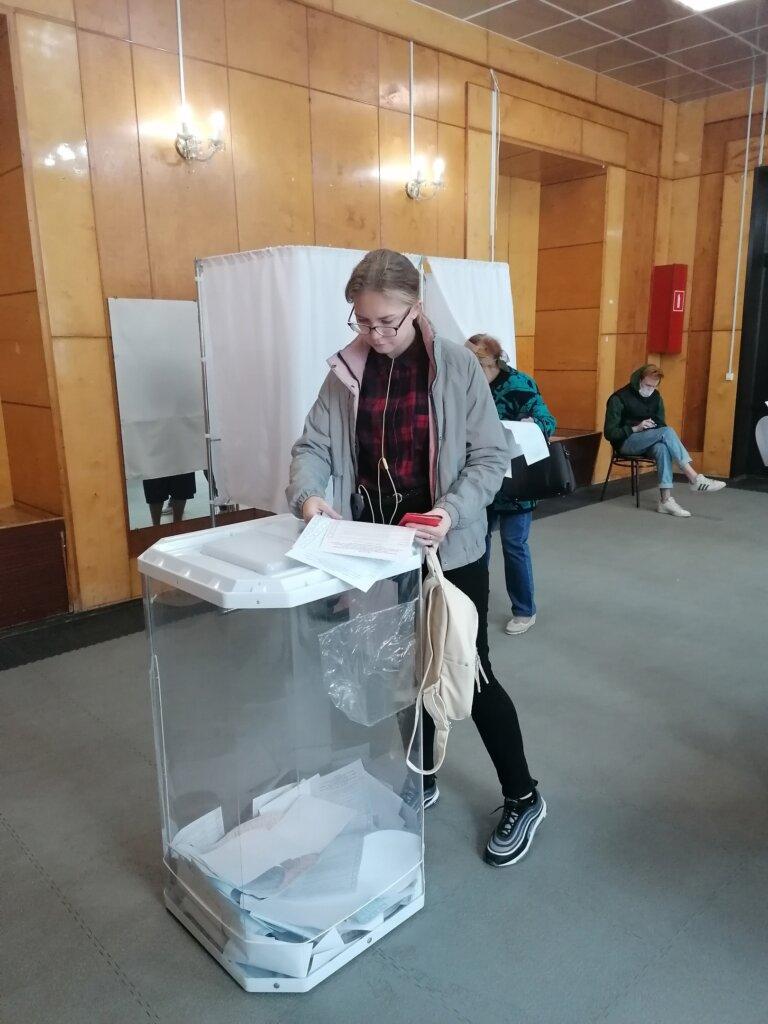 Полина Шестипалова: Молодежи нужно активнее выражать свою гражданскую позицию