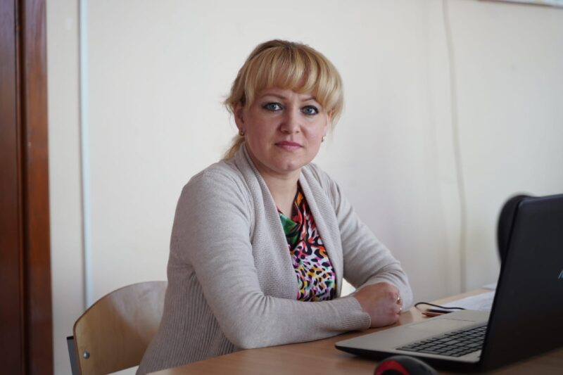 """Анна Вайгандт: """"я голосовала онлайн - это удобно"""""""
