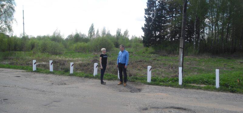 В Тверской области депутаты проверяют качество ремонта дорог
