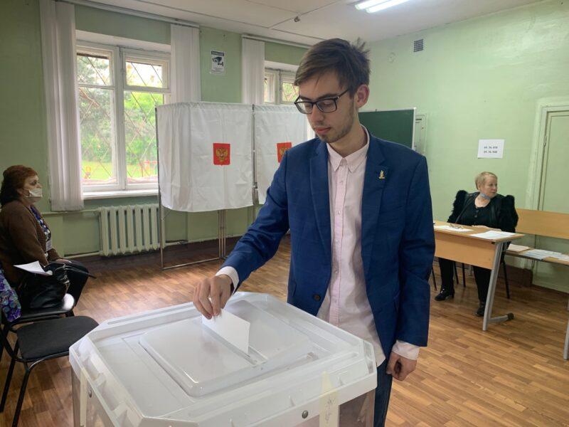 Михаил Пышин: я отдал свой голос и тем самым, уверен, повлиял на будущее России