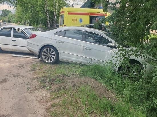 В Твери на улице Шишкова произошло ДТП