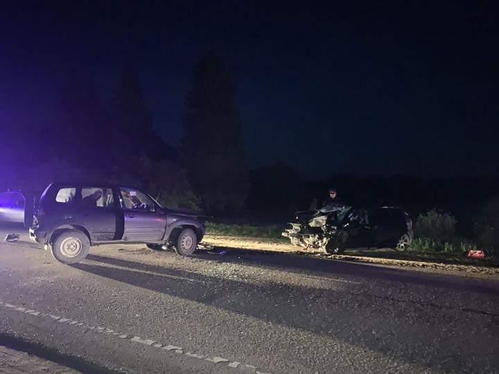 В Тверской области произошло смертельное ДТП с пьяным водителем