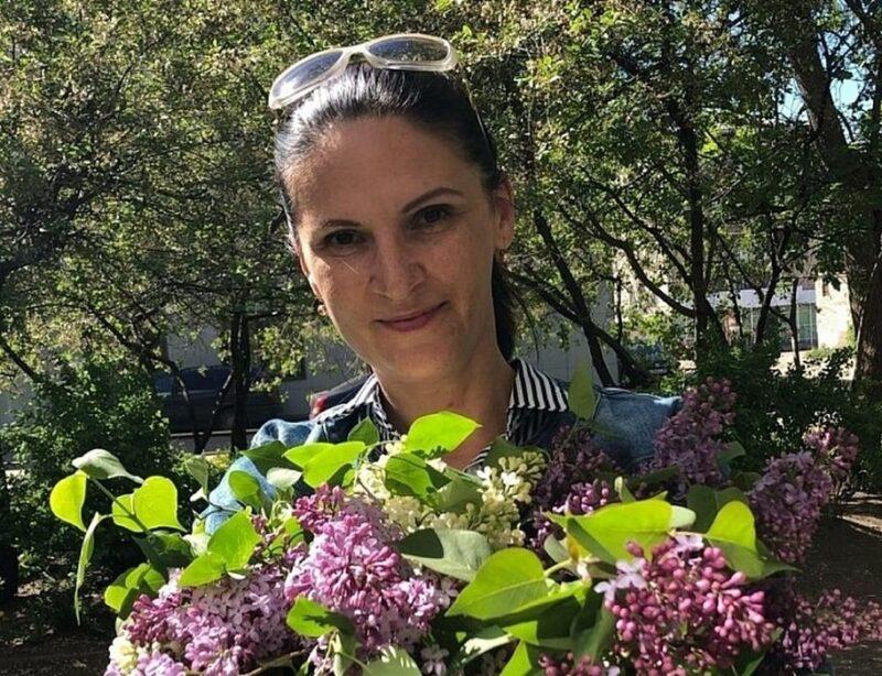 Любовь Амосова: Первомай объединяет людей, готовых работать на благо народа