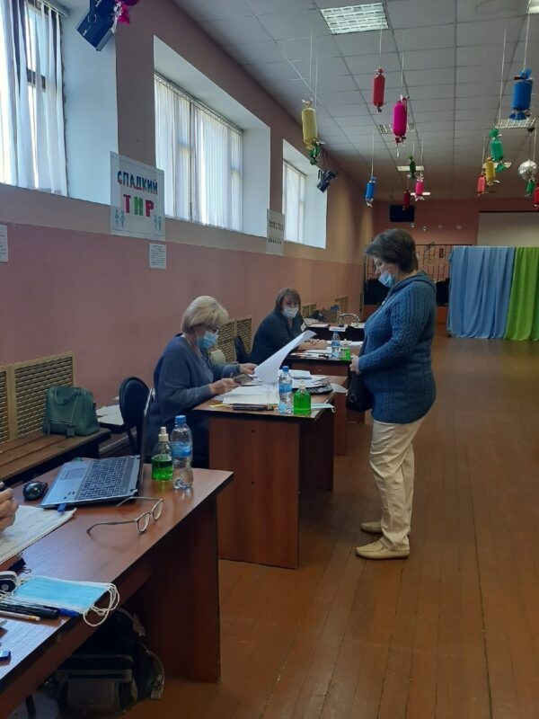 Елена Бульбова: очень хорошо, что у нас есть возможность предварительно проголосовать