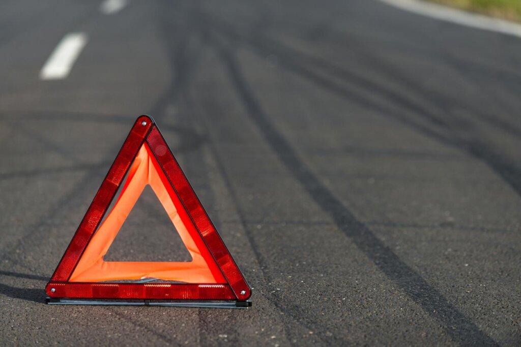 Ока автолюбителя протаранила ограждение и перевернулась на дороге Андреаполь – Бологое