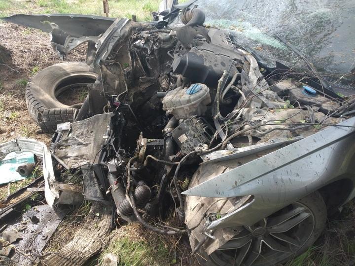 В Тверской области в аварии погиб человек