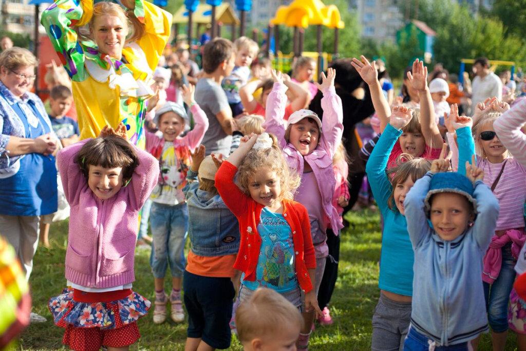В Нелидово отпразднуют День защиты детей