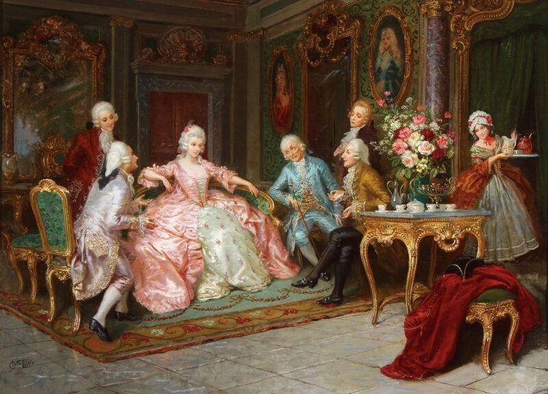 В Твери расскажут про придворное великолепие барокко