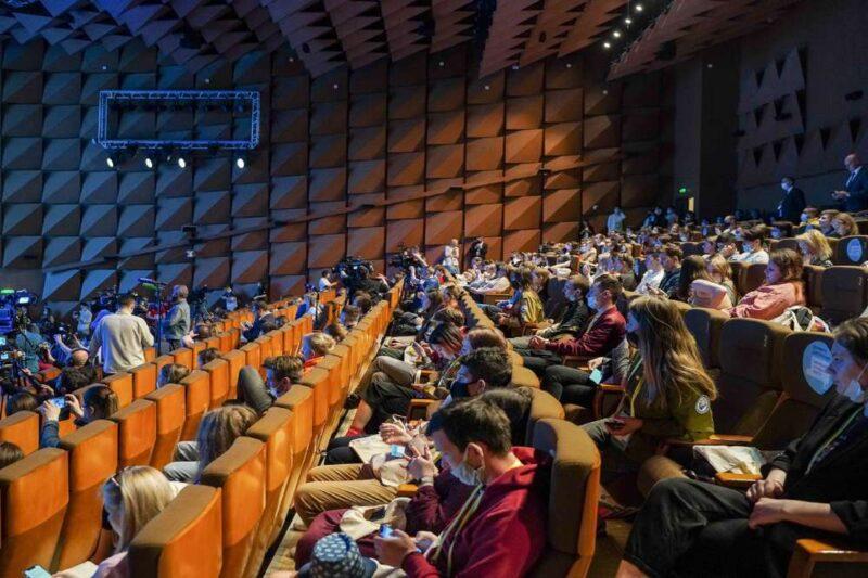 Марафон «Новое Знание» на старте набрал 5 миллионов просмотровв Интернете