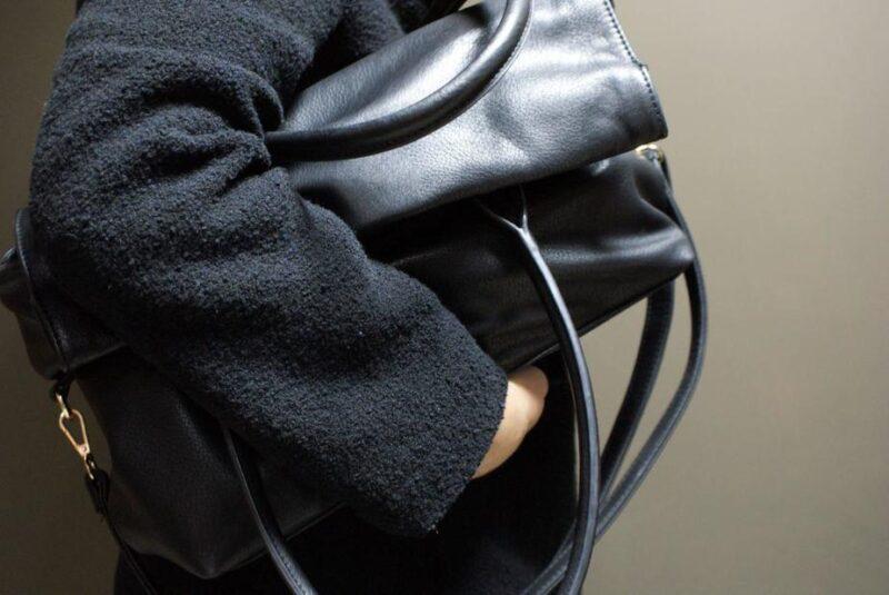 Рецидивист из Тверской области украл сумку