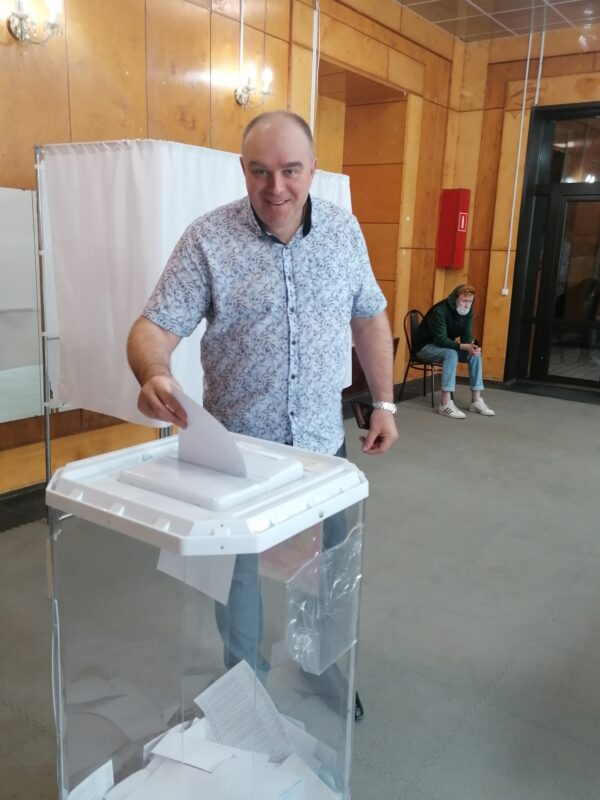 Игорь Авакумов:Процедура предварительного голосования дает возможность всем жителям высказать свое мнение
