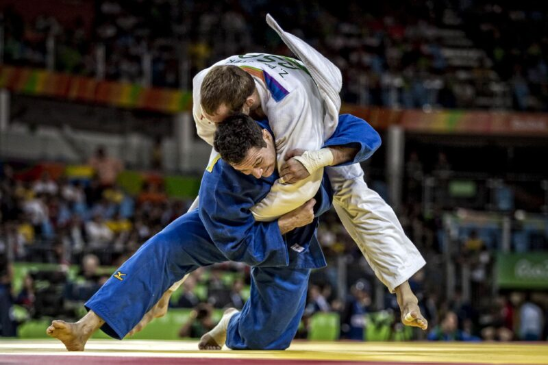 11 спортсменов представят Тверскую область в Спартакиаде по дзюдо