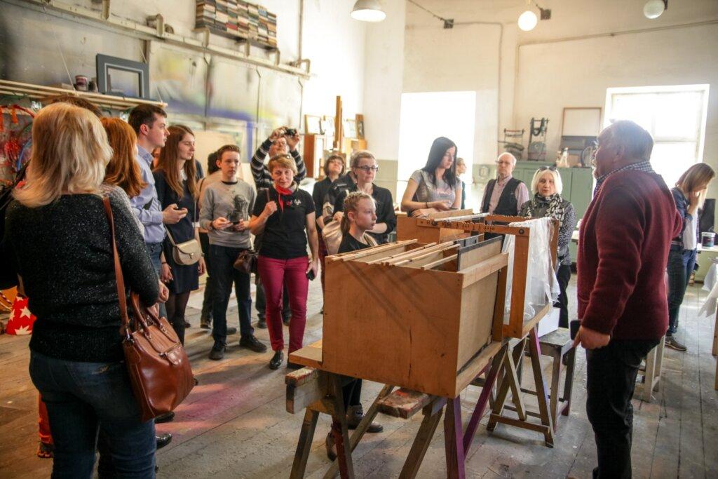 Тверской театр юного зрителя приглашает на экскурсию в закулисье