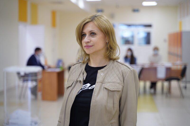 Юлия Васильчук: Я считаю, что мы должны участвовать в формировании органов власти