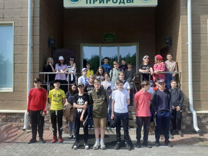 Нелидовские школьники выиграли поездку в заповедник