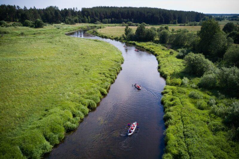 В Твери состоится организованный сплав по реке Тверце