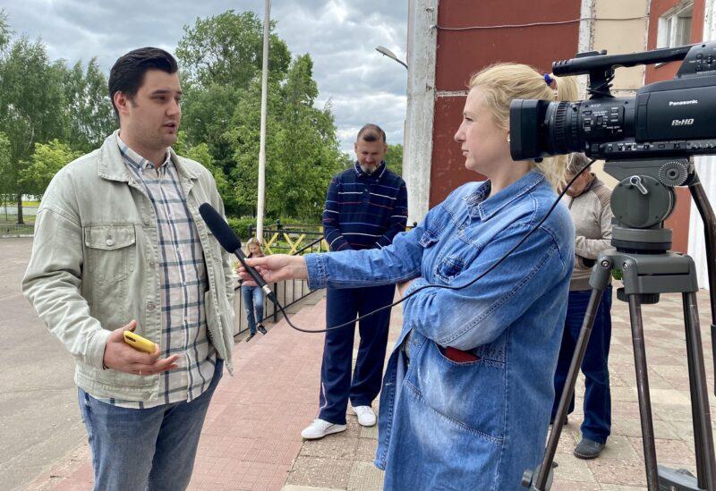 Кирилл Суслов: Хотел бы помочь сделать Ржев лучше и комфортнее