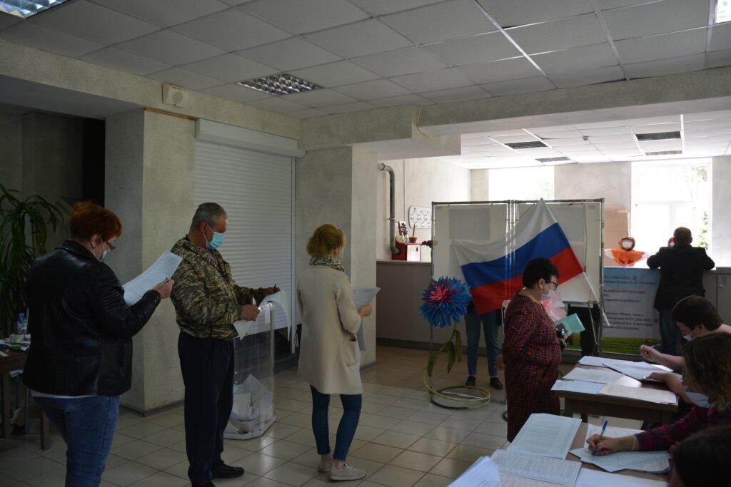 В Спировском районе избирательные участки работают в трёх населенных пунктах