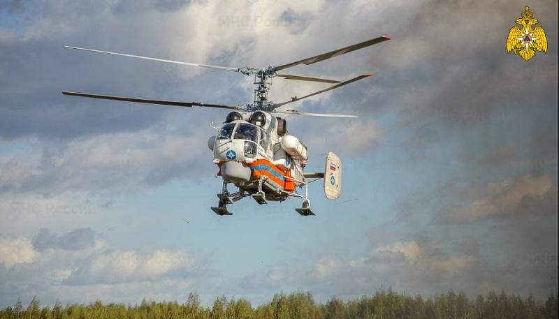 Вертолет санавиации совершил вылет в Западнодвинский муниципальный округ