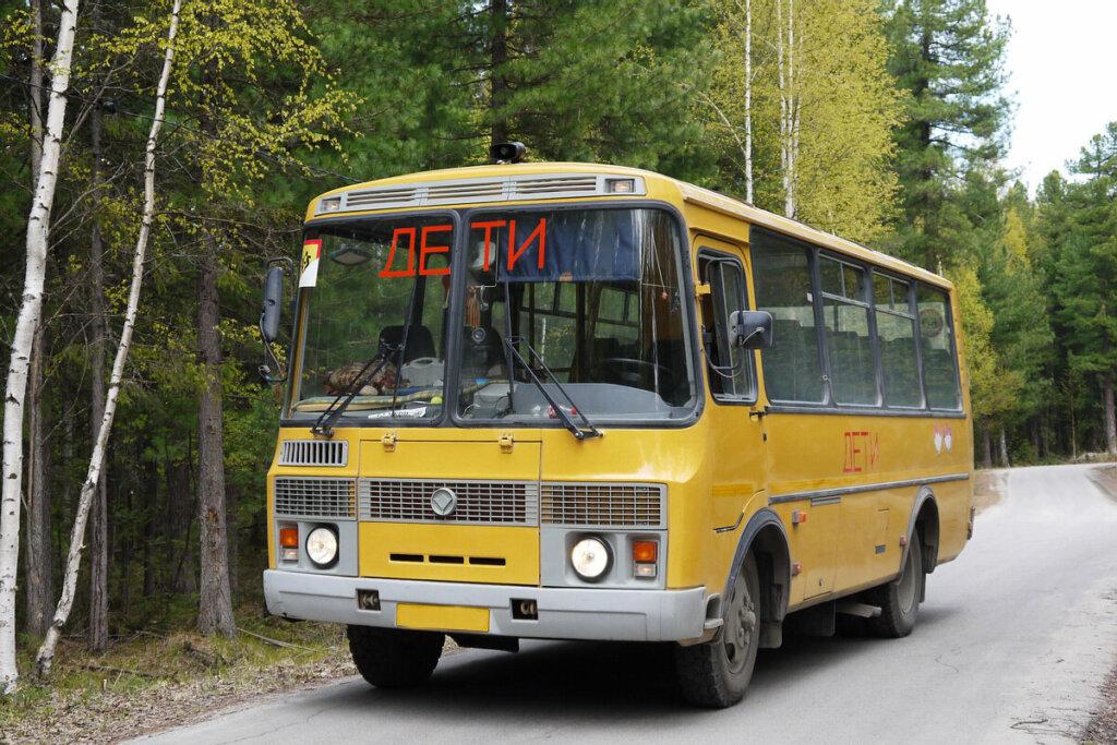 В школе-интернате Бологовского района появится новый школьный автобус