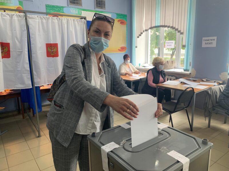Гульнара Хомиченко: участвуют те люди, которые уже сейчас заняты по-настоящему важным делом