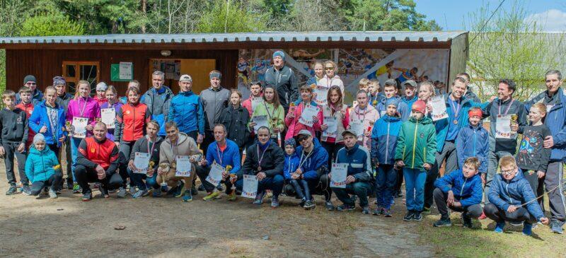 В Конаковском районе 80 спортсменов приняли участие в «Первомайской десятке»