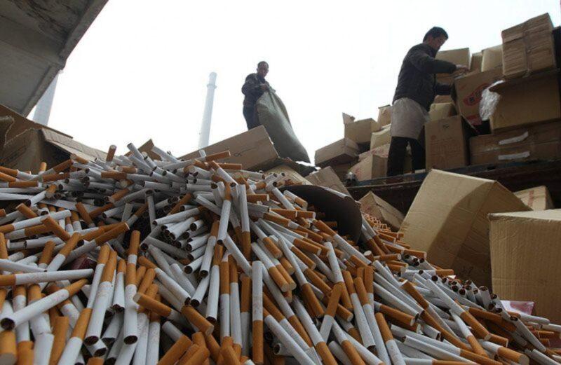 В Тверской области мужчину оштрафовали за страсть к табачным изделиям