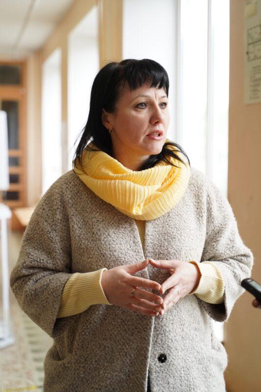 Нелли Орлова: Я всегда хожу на выборы, потому что это мой долг как гражданина
