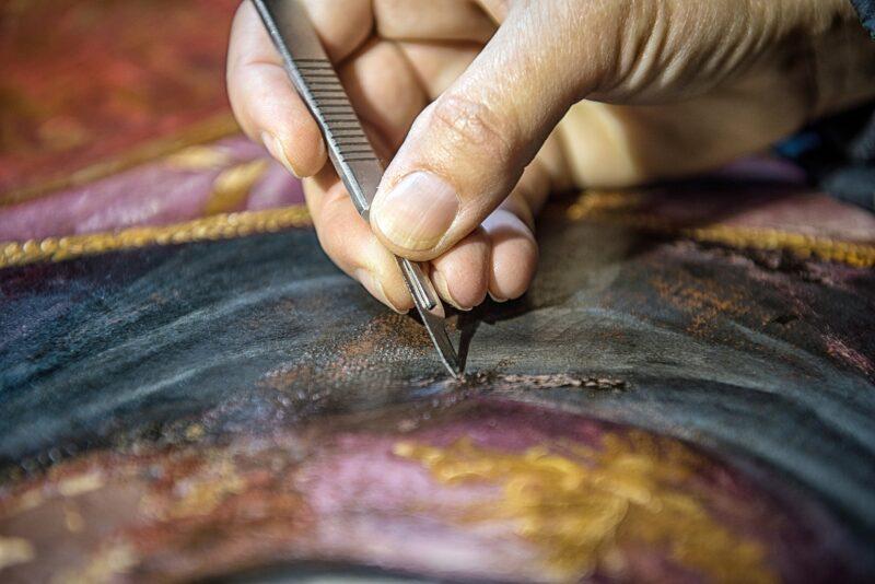В Тверском императорском дворце пройдёт лекция о реставрации
