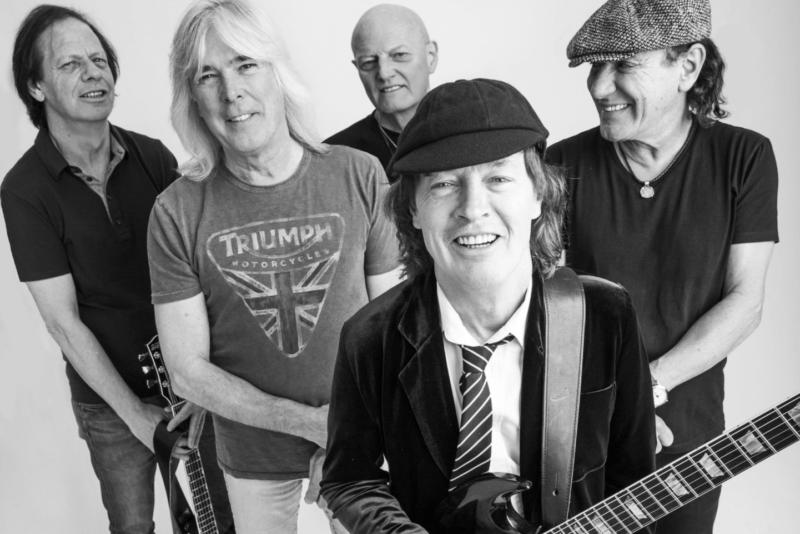 В Твери исполнят песни AC/DC