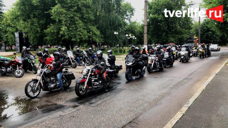 """Тверские мотоциклисты отправятся в пробег """"Дорогами Калининского фронта"""""""
