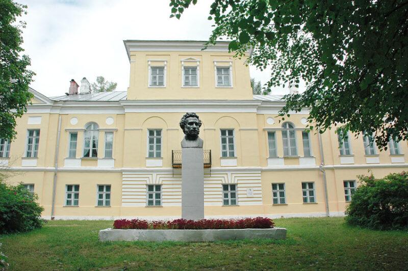 В Берново Тверской области на Пушкинском празднике поэзии будет работать несколько тематических площадок