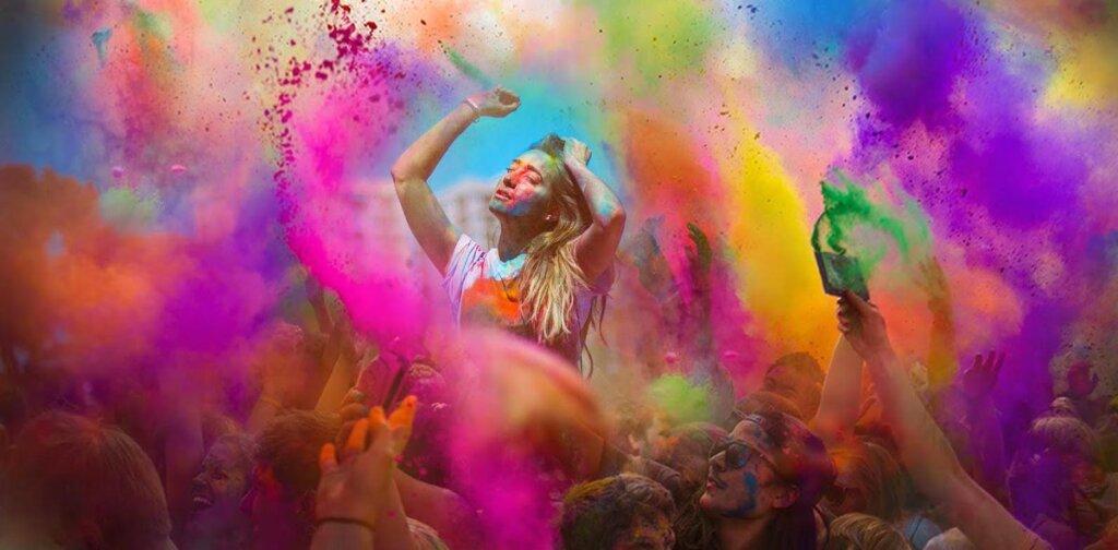 В Твери пройдет Фестиваль красок