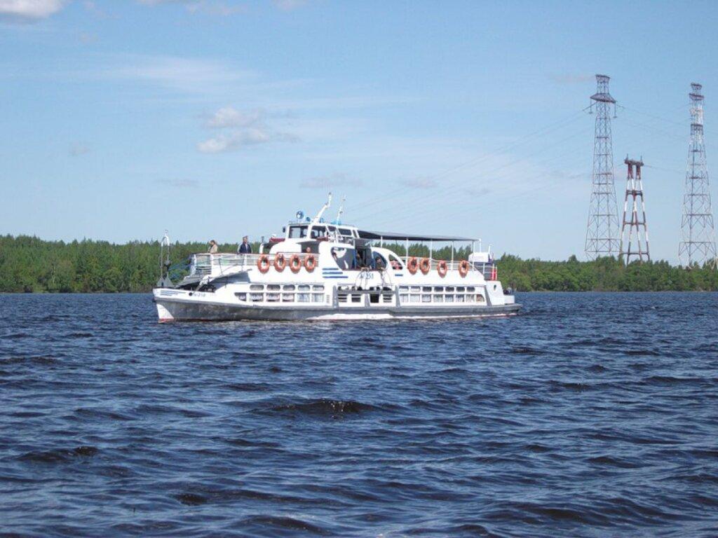 Для Тверской области опубликовали расписание теплохода «Завод 1 Мая — Конаково»