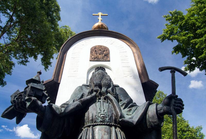 Губернатор Игорь Руденя поздравил жителей Лихославля и района с Днём рождения их родной земли