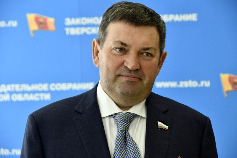 Александр Клиновский: Я считаю, что работа ПравительстваТверской областив2020 годубыла проведенанаотлично.