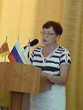Любовь Козлова: Мы чувствуем заботу государства и губернатора о старшем поколении
