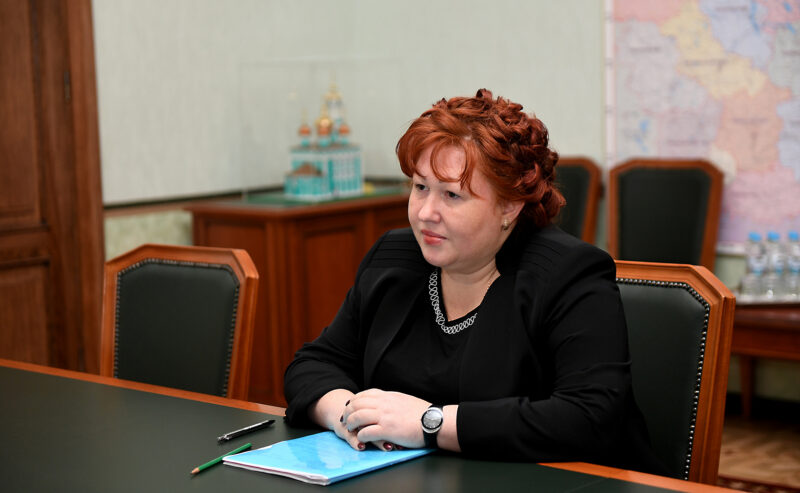 Ирина Миронова: Мы тоже замечаем изменения к лучшему