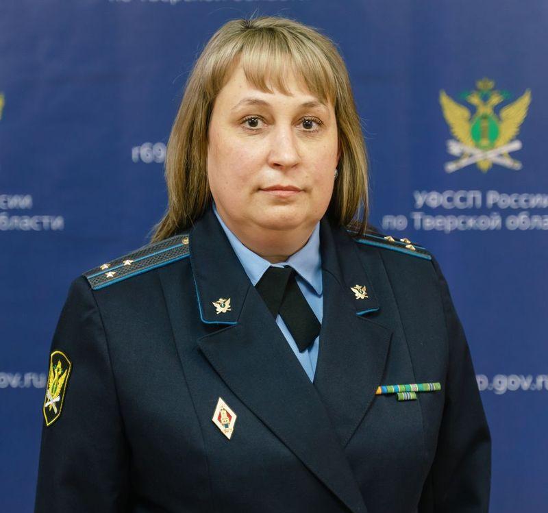 Заместитель руководителя УФССП проведет выездной приём граждан в Тверской области